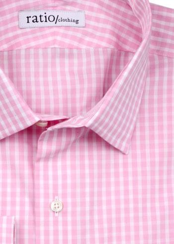 Ratio Pink Stanton Check