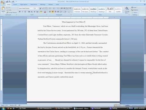 mla essay guide