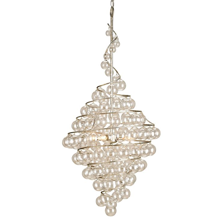 Currey And Company Stratosphere: Wanderlust Chandelier By Currey And Company
