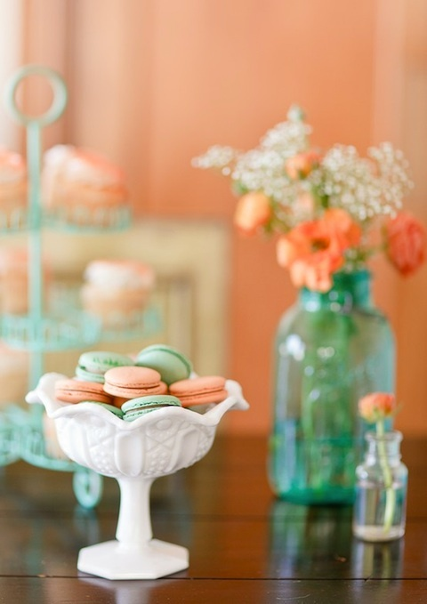 25 Best Ideas About Peach Baby Shower On Pinterest Baby Shower Table Decor