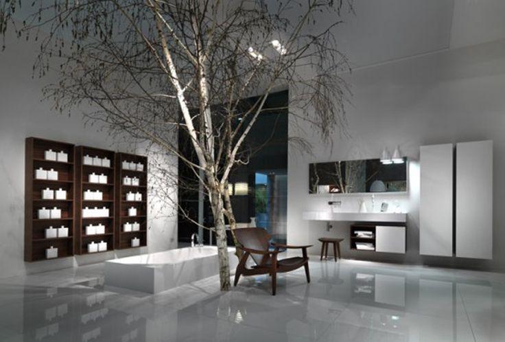 .: Bathroom Design, Bathroom Furniture, Modular Bathroom, Bathroom Inspiration, Modern Bathroom, Design Ideas, Bathroom Ideas, White Bathroom, Bathroom Cabinets