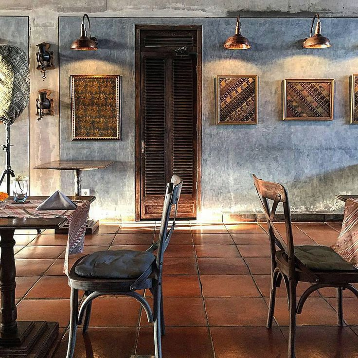 Selamat sore, take a picture of Petani Restaurant's most famous wall! Image by elena_kw
