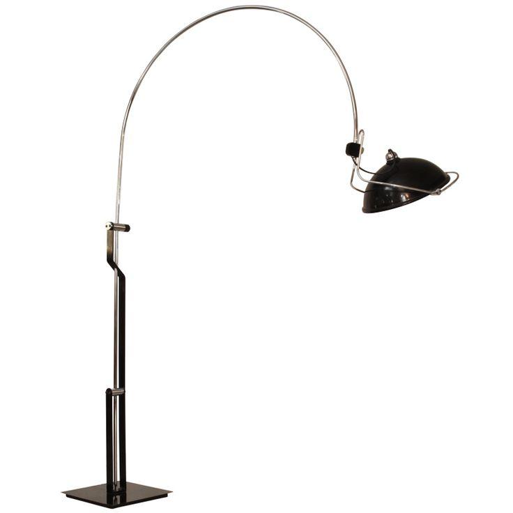 multi functional arc floor lamp arc floor lamps lighting design. Black Bedroom Furniture Sets. Home Design Ideas