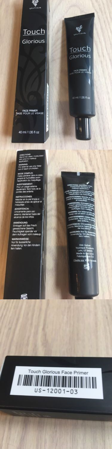 Foundation Primer: Younique Touch Glorious Face Primer ~ New In Box -> BUY IT NOW ONLY: $32.5 on eBay!