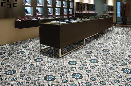 Harika Tiles - Tatli Geometric Decor Mixed Tiles