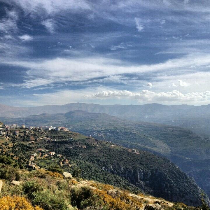 Mountain of lebanon