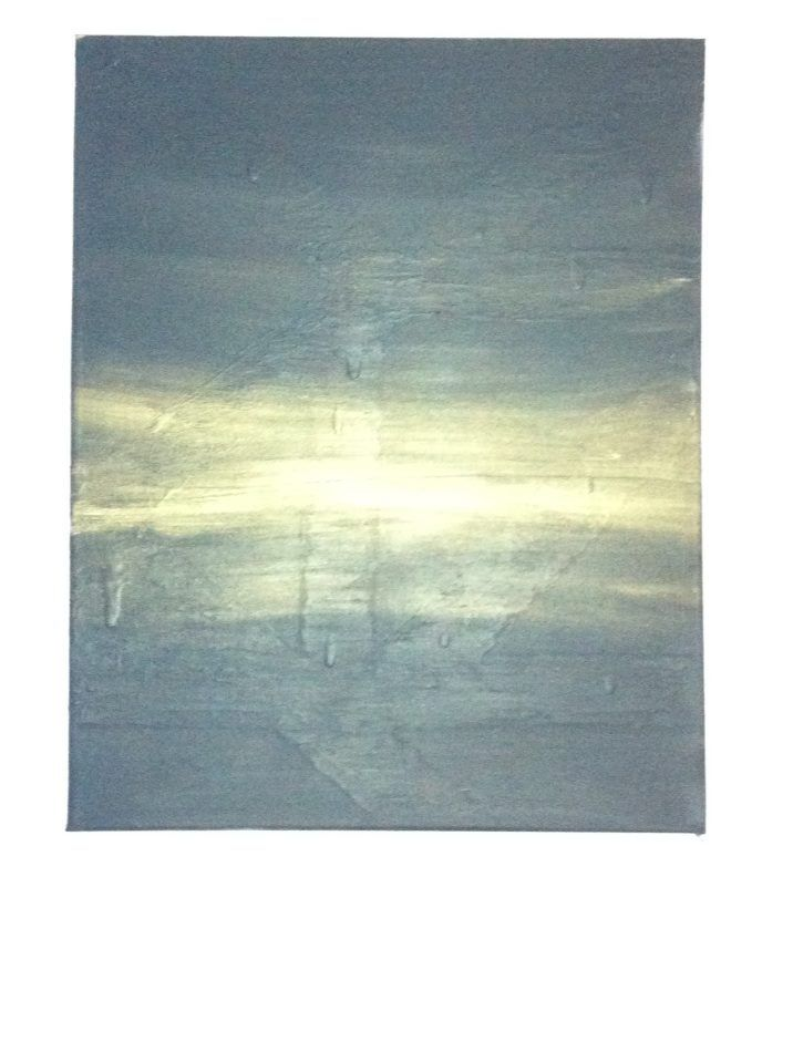 Solid Gold (Horizon) - Acrylic on Canvas £40 http://www.misi.co.uk/gifts/114477/Solid_Gold.html