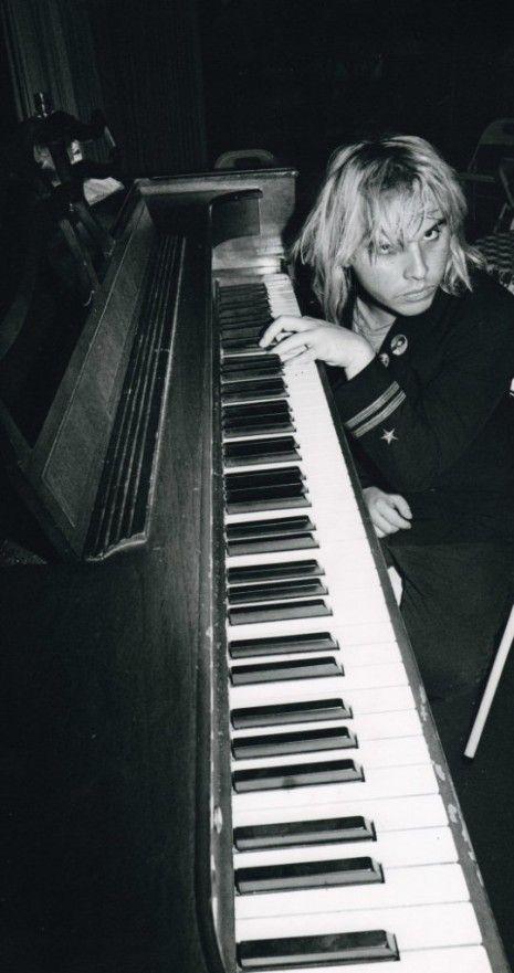 Jeffrey Lee Pierce, Gun Club frontman   RIP  by David Arnoff