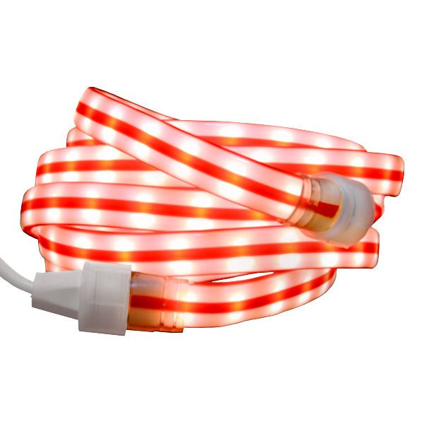 Best 126 unique christmas lights images on pinterest christmas candy cane ribbon light christmas aloadofball Gallery