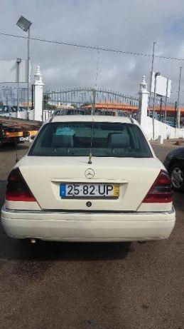Mercedes 200 preços usados