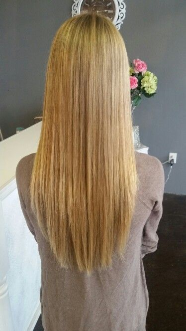 The 25 best heavy blonde highlights ideas on pinterest platinum heavy blonde highlights with long layered cut pmusecretfo Image collections