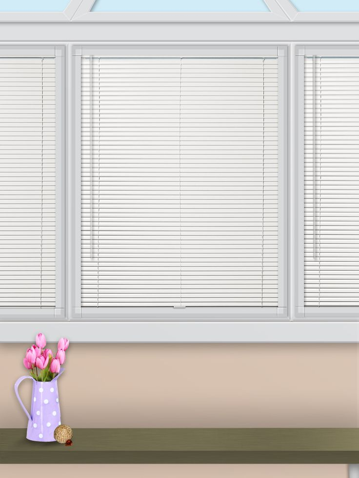 Perfect Fit Blinds | Bespoke Fitted Blinds | Made to Measure -Classic White
