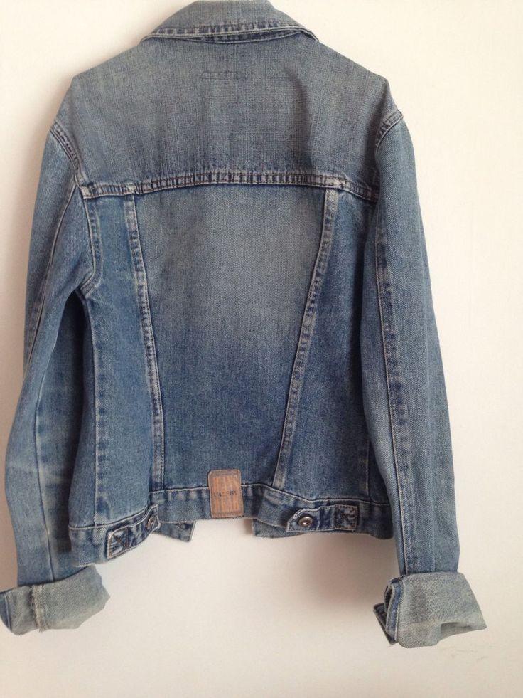 jaqueta jeans! - casaquinhos walery