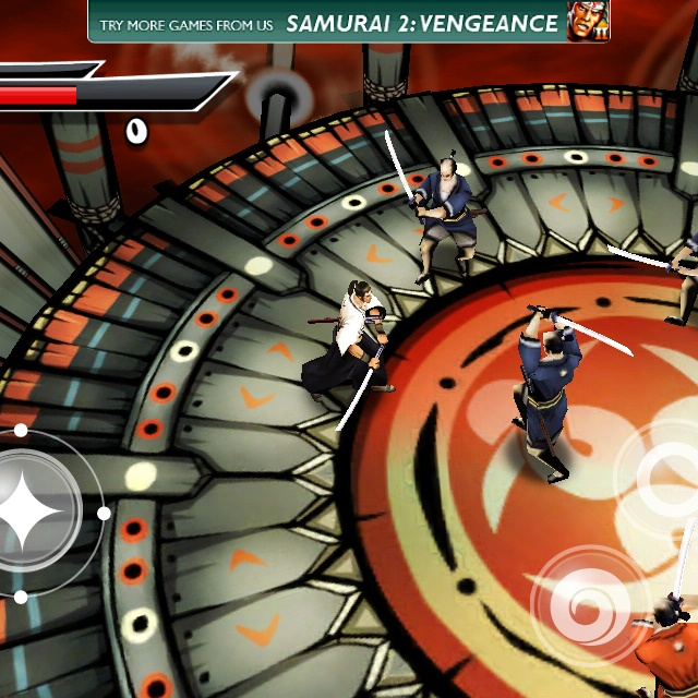 Samurai: Dojo 2: Beautiful action game
