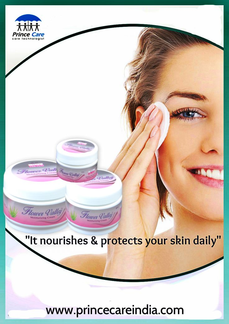 #FlowerValley Moisturizing Cream nourishes and protects your #skin daily. http://bit.ly/2gpXvGo #Skincare #moisturizingcream