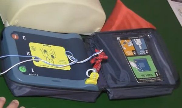 A relection on a local story where CPR and an AED made a difference