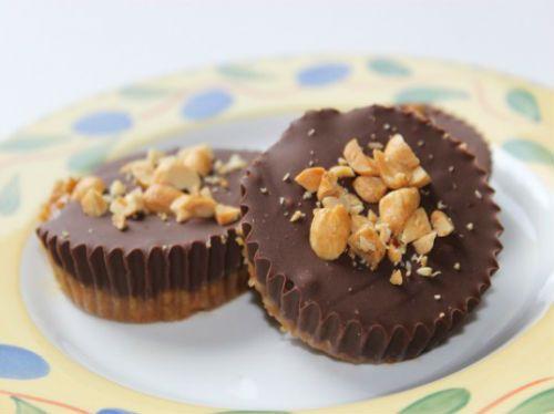 Peanut Butter Cups – Low Carb Recipe