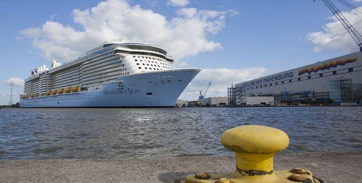 """Quantum of the Seas, debutta la nave """"smart"""" di Royal Caribbean - Pazzo per il Mare"""