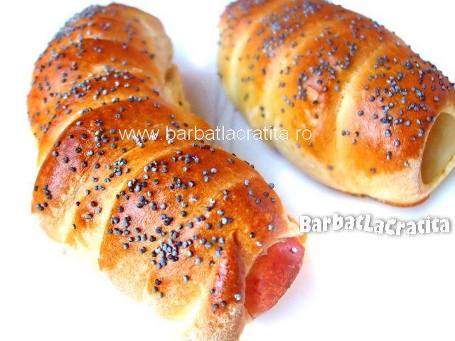 Covridog (Cremwursti in aluat)
