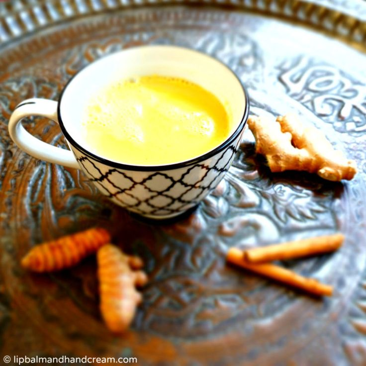Turmeric milk tea, golden milk, haldi ka doodh, turmeric milk