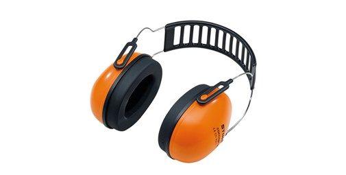 Protector de oídos CONCEPT 24. Diadema estable de metal, transpirable, almohadillas acolchadas.