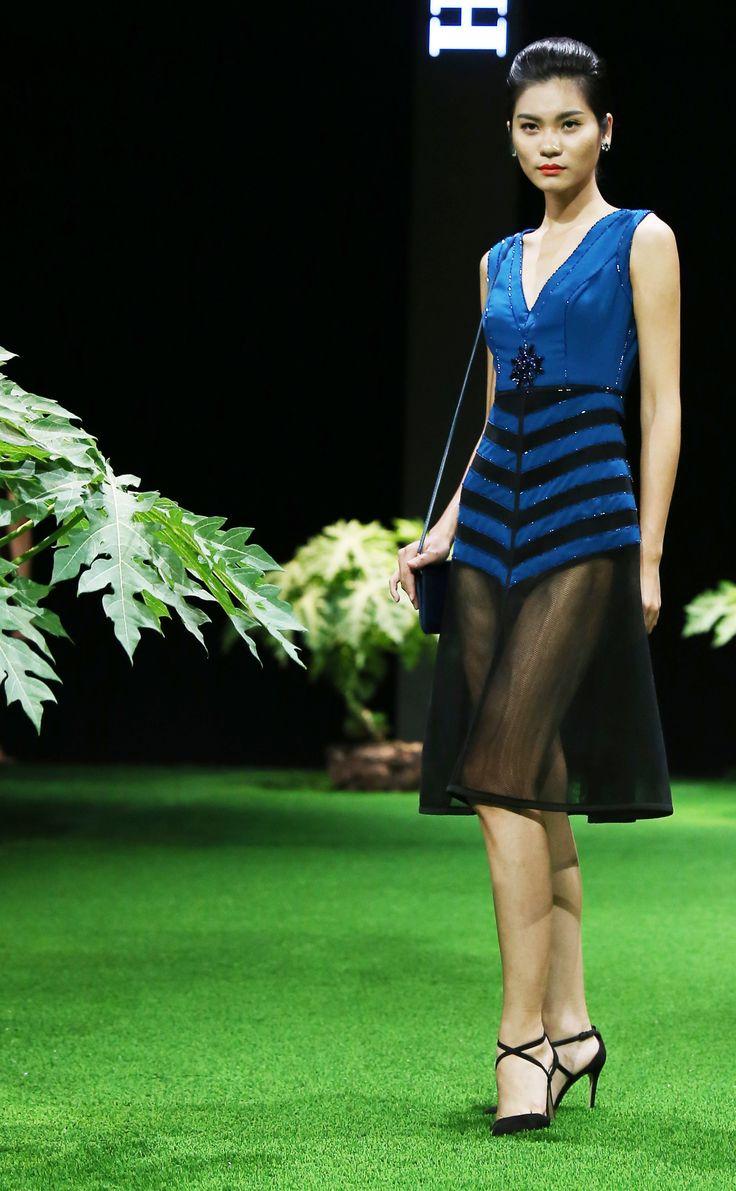 Vietnam Fashion Week SS17 - Ready to wear.     Designer: Ha Duy   Photo: Cao Duy