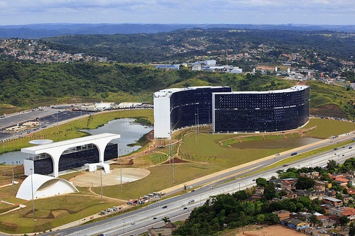 Cidade Administrativa - Arquiteto Niemeyer
