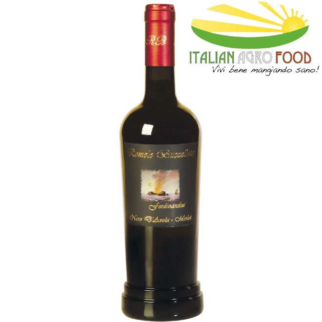 FERDINANDEA IGT Sicilia Rosso http://miracaffe.blogspot.com/