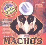 Pistas: Canta Como Banda Machos [CD]