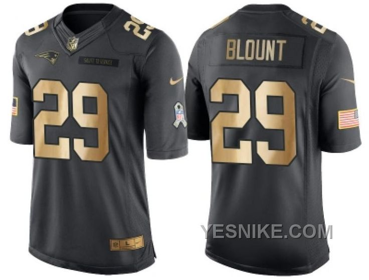 http://www.yesnike.com/big-discount-66-off-nike-new-england-patriots-29-legarrette-blount-2016-christmas-gold-mens-nfl-limited-salute-to-service-jersey.html BIG DISCOUNT ! 66% OFF ! NIKE NEW ENGLAND PATRIOTS #29 LEGARRETTE BLOUNT 2016 CHRISTMAS GOLD MEN'S NFL LIMITED SALUTE TO SERVICE JERSEY Only $26.00 , Free Shipping!