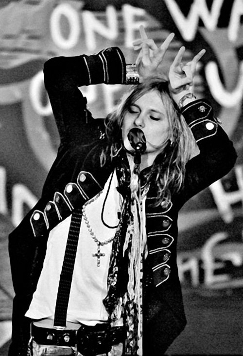 Rock n' Roll NEGATIVE Jonne Aaron