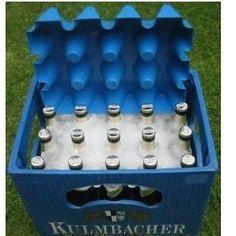Eisblock Bierkastenkühler – Wenn schon, denn schon!