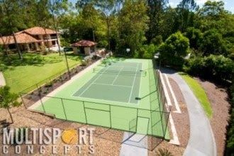 Handling the entire project of tennis court construction is not that easy as it sounds. There are many things that you need to consider while planning and executing the entire project.