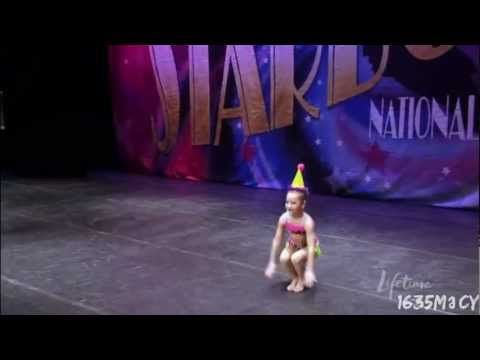Dance Moms- Mackenzie Ziegler- Take it to go full dance - YouTube