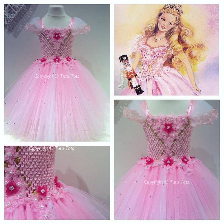 Nutcracker barbie tutu dress from tutu tots