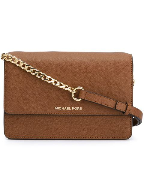 MICHAEL MICHAEL KORS 'Daniela' crossbody bag. #michaelmichaelkors #bags #shoulder bags #leather #crossbody #