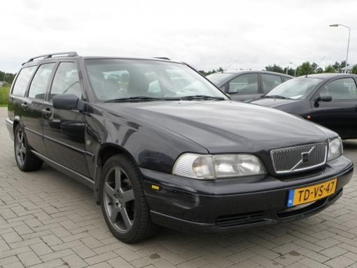 Volvo V70 2.5tdi sports (stationwagon 5 drs)