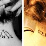 As tatuagens femininas são sucesso total! Quem curte tatuagem, nunca está contente com a quantidade de tatuagens que tem, é ou não é, mulherada? Quem não tem, quer fazer! E quem já tem, quer fazer mais! Eu tenho duas tatuagens e penso muito em fazer uma terceira, mas ainda não tenho certeza do que quero …