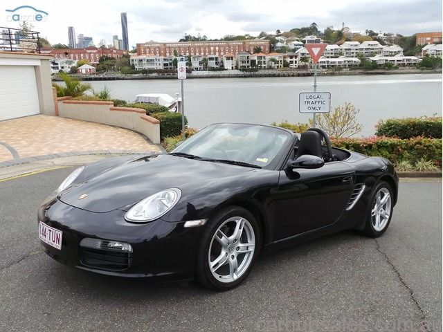 2006 Porsche Boxster 987 Manual MY06 German Sports Cars - CarHubSales.com.au