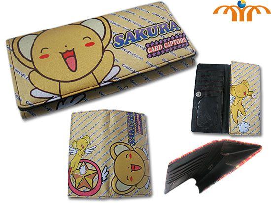 Card Captor Sakura Long Wallet (COS3428A)