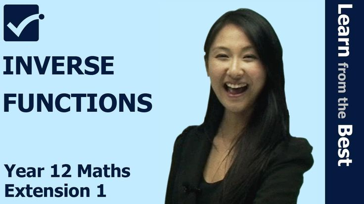 √ Inverse Functions - Definition of Inverse Functions - Inverse Relations - HSC Maths Extension 1 Prime Online Tutor explains about Inverse Functions. For more videos, please visit http://www.primeonlinetutor.com/me5