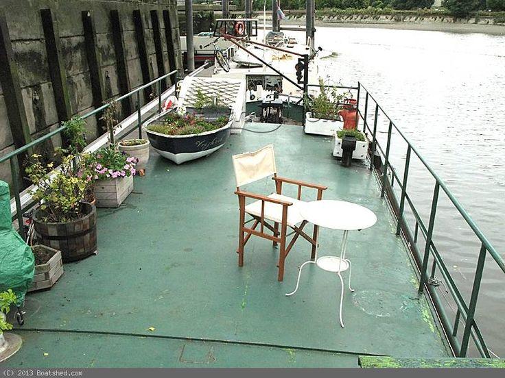 "Dutch Barge 20m for sale, 20.50m (67'3""), 1917 | Boatshed London"