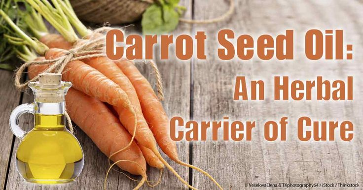 Here are interesting things you may not know about carrot seed oil, incluidng its benefits, composition, and all-around uses.    http://articles.mercola.com/herbal-oils/carrot-seed-oil.aspx