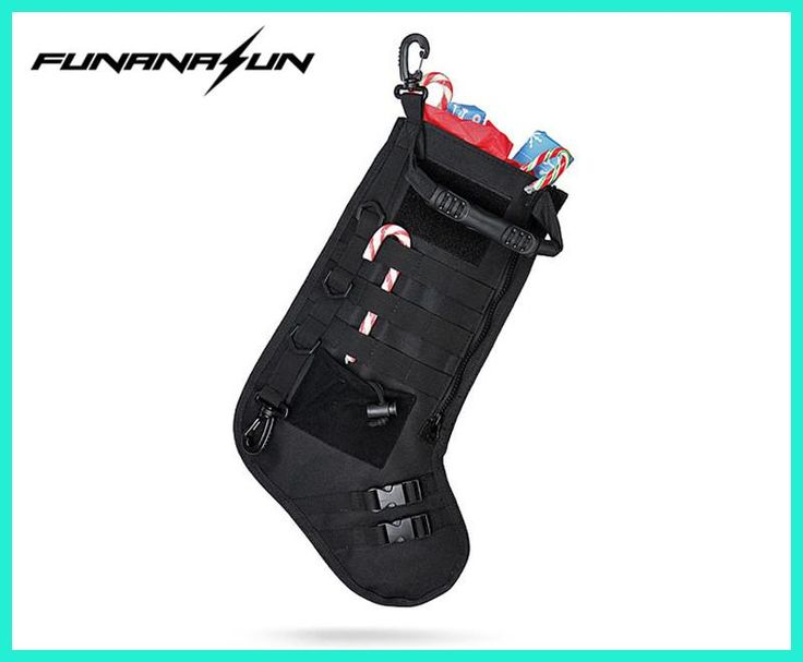 Tactical Molle Christmas Stocking Bag Dump Drop Pouch Utility Storage Bag Military Combat Hunting Magazine Pouches