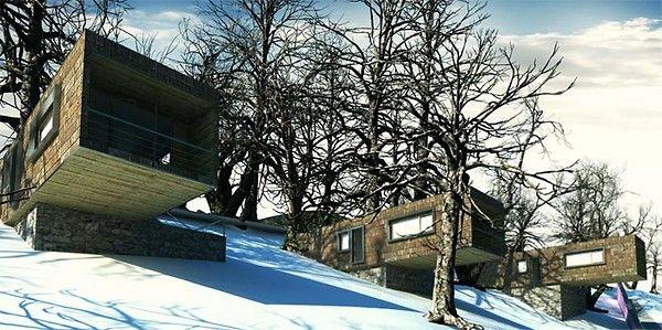 baumhaushotel #8 | innsbruck, austria