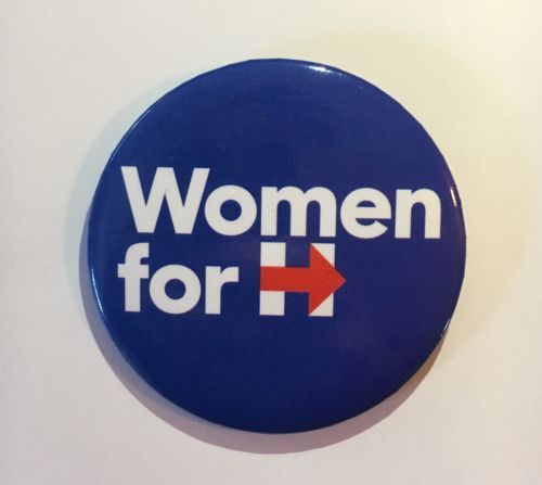 Hillary Clinton: Hillary Clinton 2016 Official Campaign Pin -> BUY IT NOW ONLY: $2.99 on eBay!