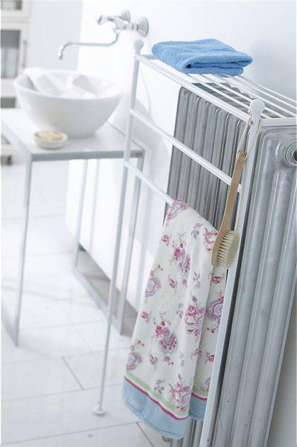 Handtuchhalter Heizkörper 1