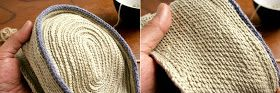 The Yarn Monkey Chronicles: Firming Things Up —Clothesline Crochet Basics