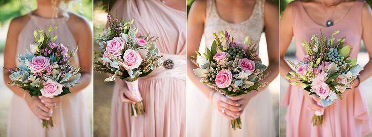 Daylesford wedding flowers