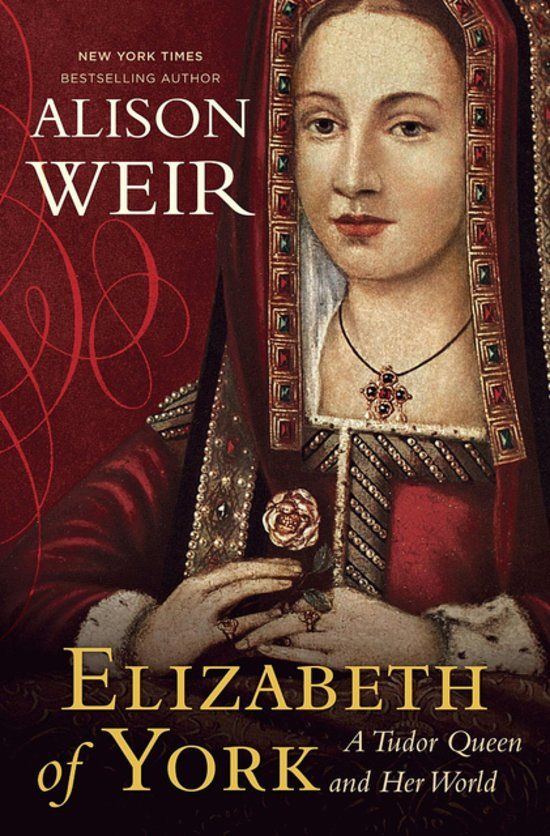 Elizabeth of York by Alison Weir Just finished it. I've read all of her nonficiton & really enjoy it. I've read dozens of books about The Tudors. They were the most excellent record keepers & letter writers. So, we have a great picture of their world.